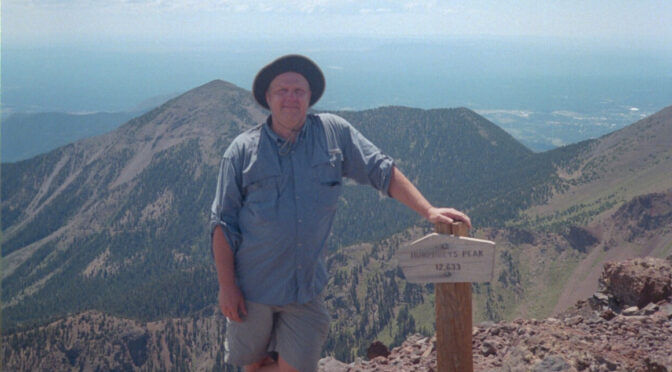 Arizona Highpoint-Humphreys Peak