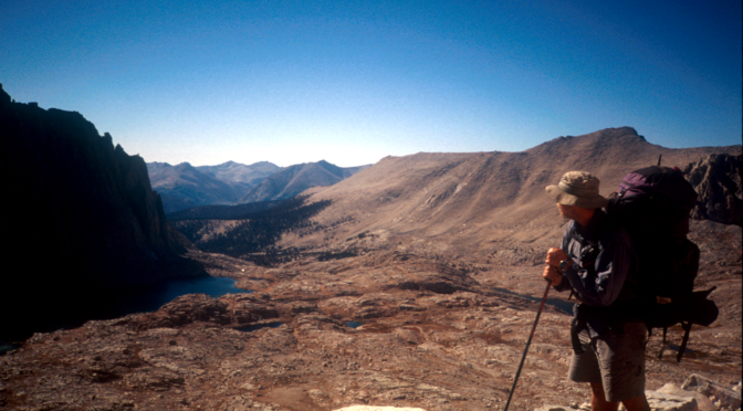 John Muir Trail Thru-hike 2002
