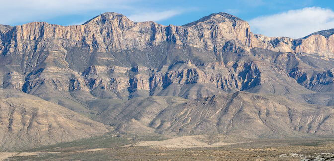 TR-Guadalupe Mountains Dog Canyon & Gypsum Dunes November 14-16, 2019