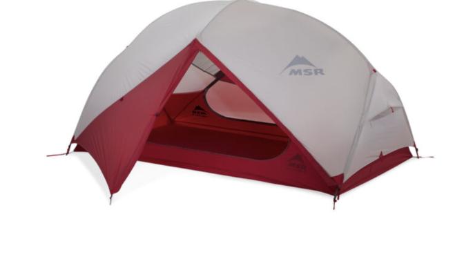 New Gear: Tent MSR Hubba Hubba NX (2019)